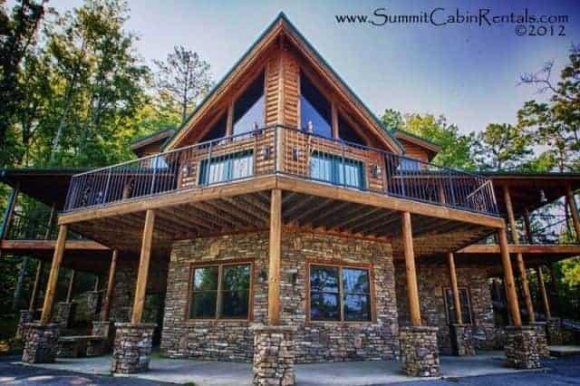 Big Bear Lodge Pigeon Forge Cabin Rentals 800 547 0948