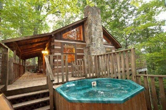 Morning glory pigeon forge cabin rentals 800 547 0948 - 3 bedroom cabins in gatlinburg tn cheap ...