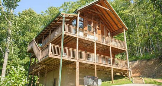 Pigeon Forge Cabins | Cabin Rentals Pigeon Forge | Vacation ...