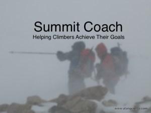 Summit Coach Logo - storm