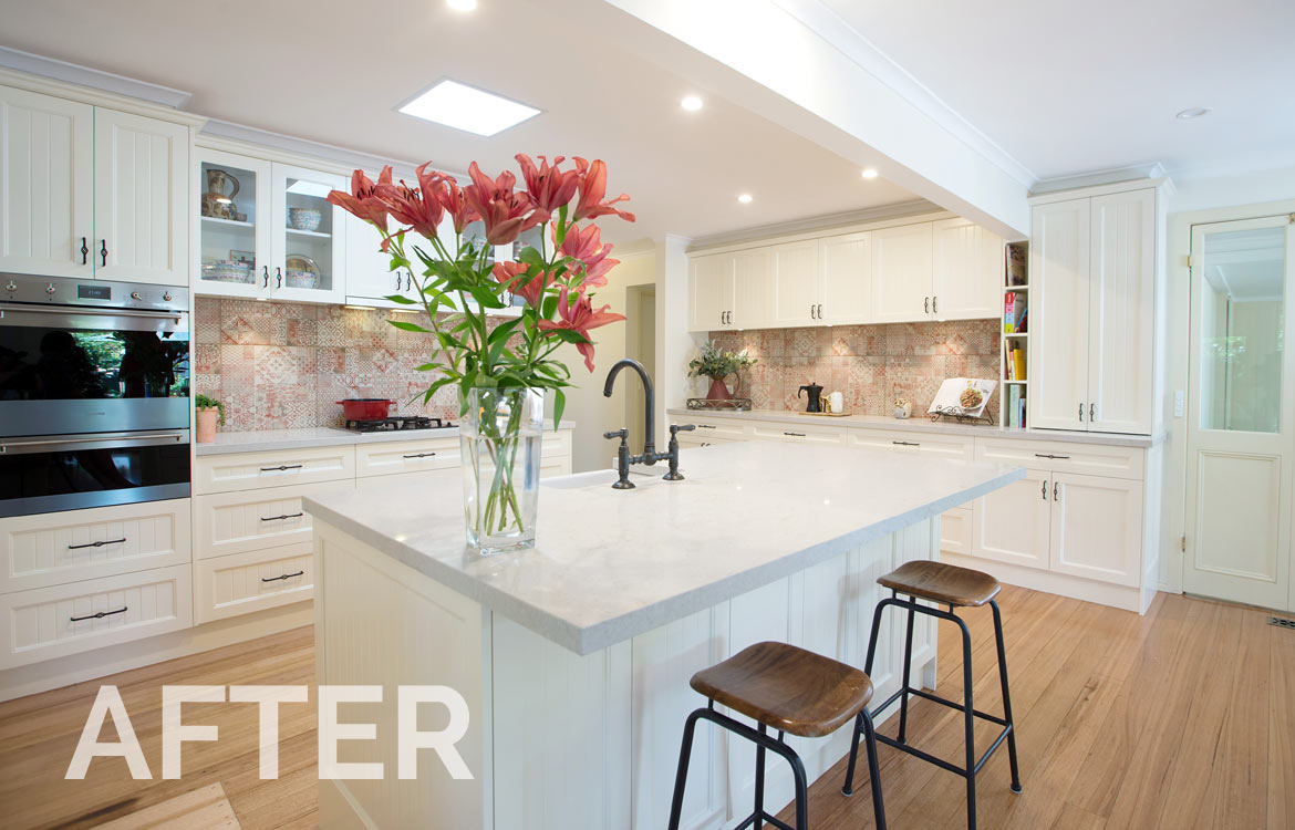 French Country Kitchen Design By Summit Kitchens Melbourne
