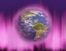 Violet Flame – Transmute Radioactivity