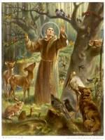 Saint Francis by Hans Stubenrauch