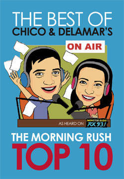 The Best of Chico & Delamar's The Morning Rush Top 10