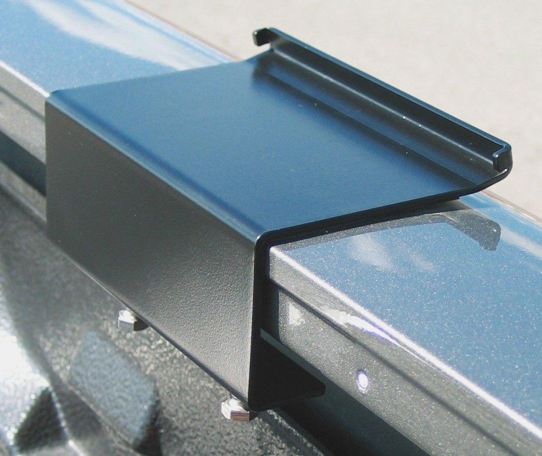 CM FS full size bracket system summit truck racks - Open Bed Rail Bracket Systems