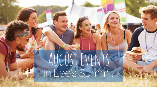 Lee's Summit Local Events: August | Summit Skin and Vein Care