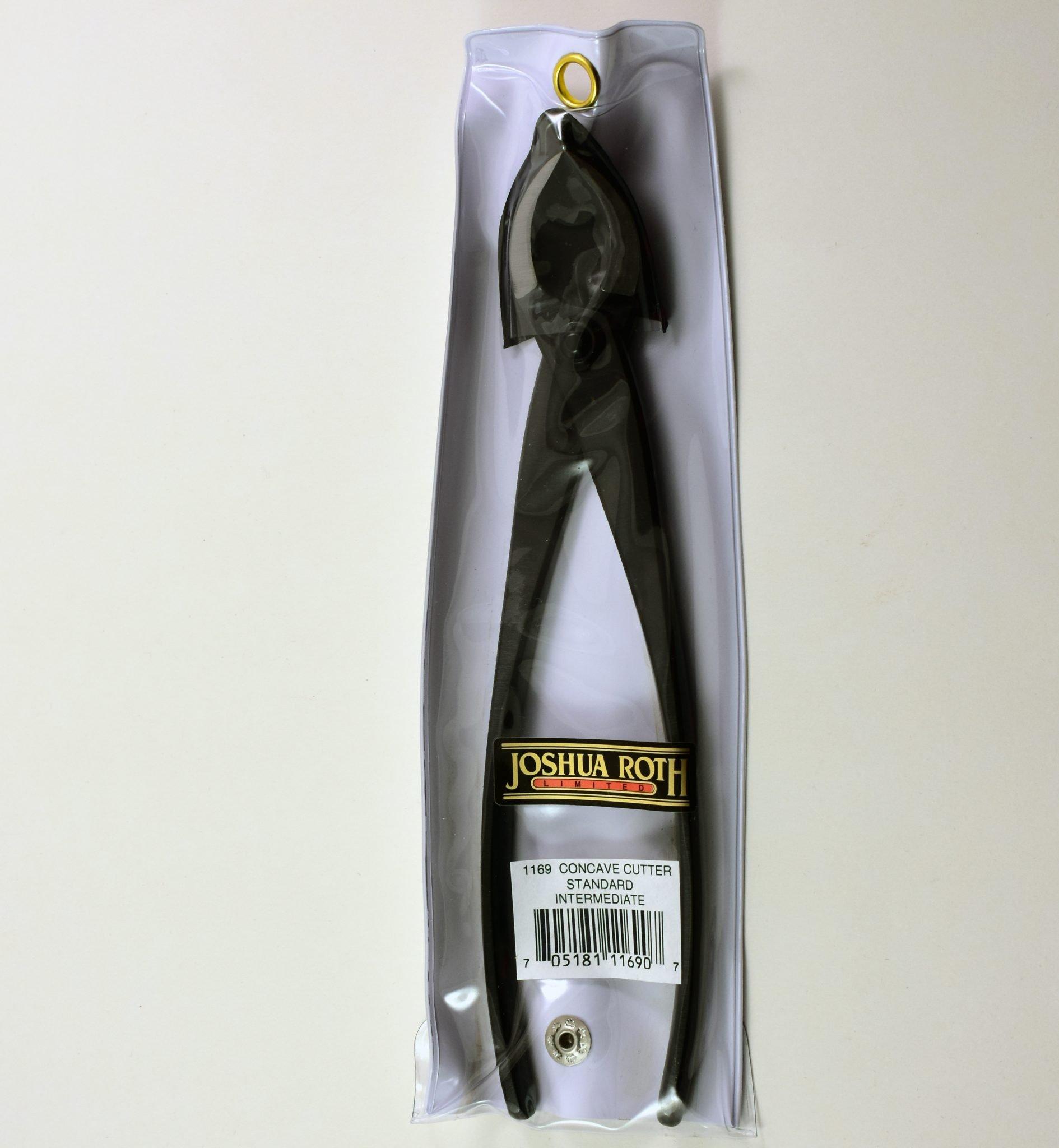 Joshua Roth Bonsai Concave Cutters