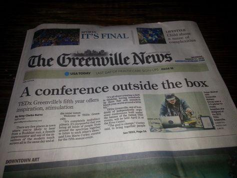 Greenvillenews_tedx
