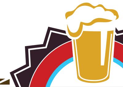 Belleville BP Beer Signage