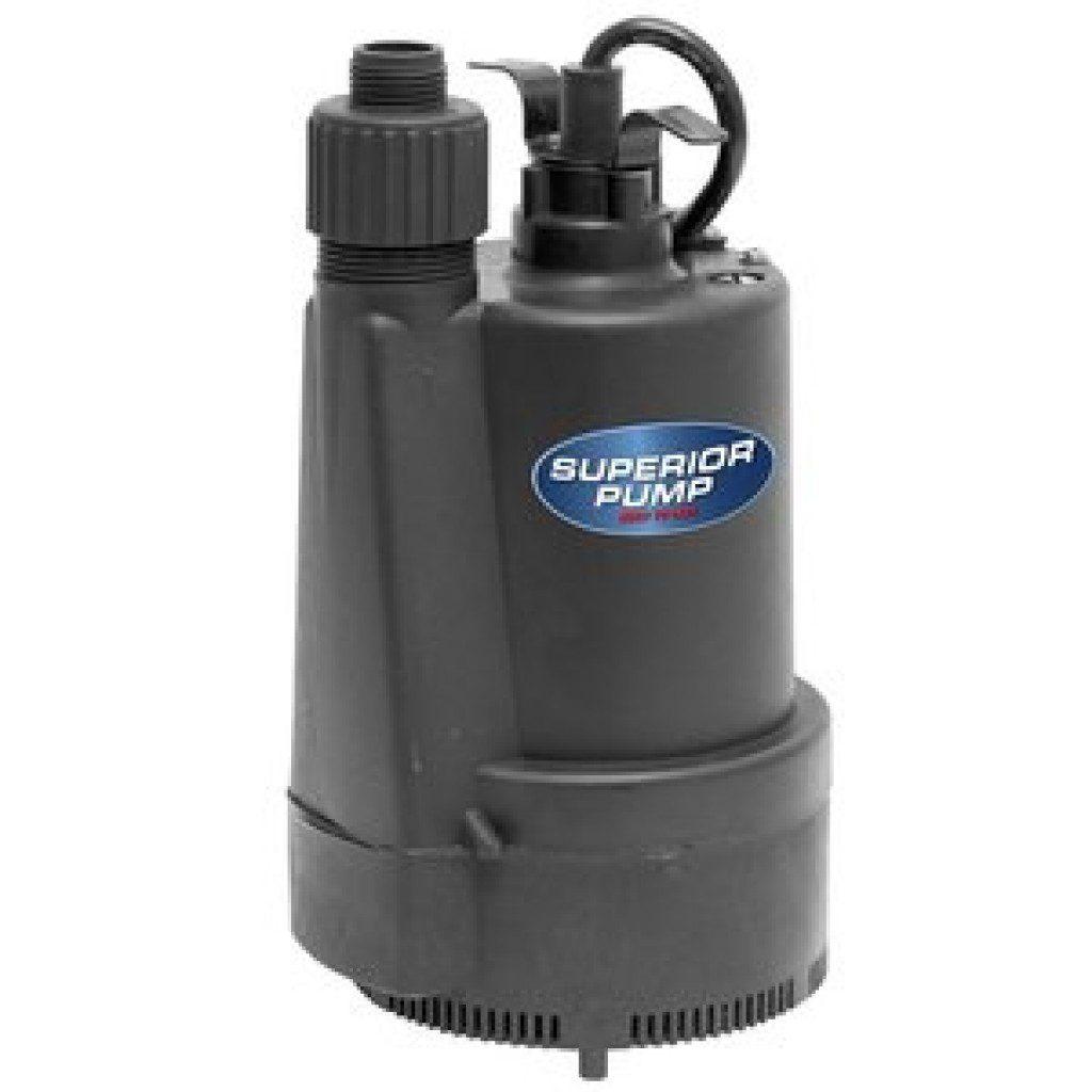 Best Submersible Sump Pump Reviews
