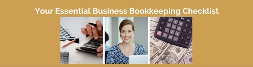 Your Essential Bookkeeping Checklist – Get Your Copy!