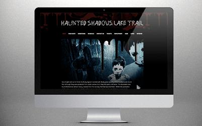 Haunted Shadows Website