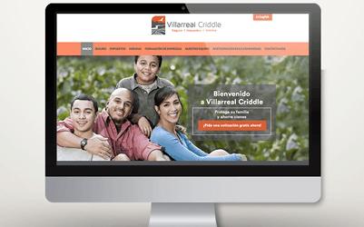 Villa criddle website