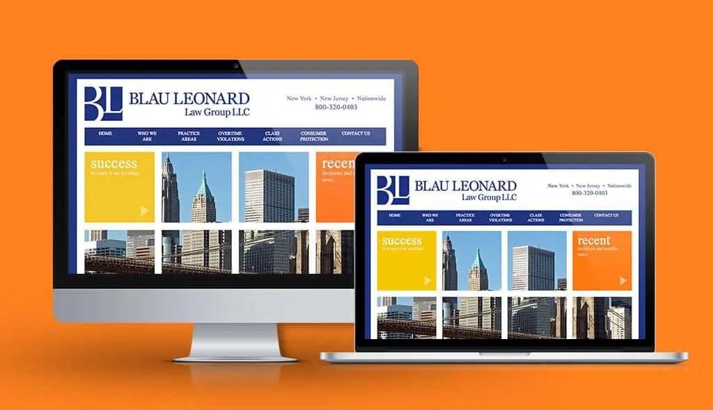 Blau Leonard Law