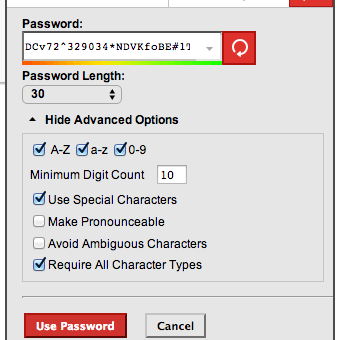When it comes to WordPress security, strong passwords are key