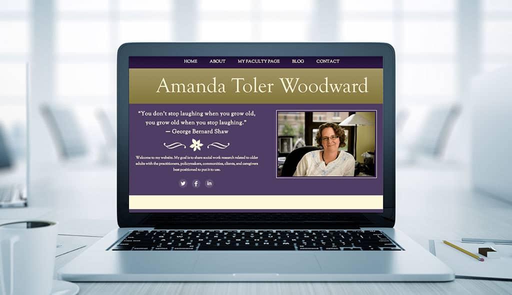 Amanda Toler Woodward