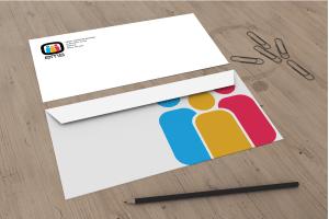 Envelope Printing for EMS by Sumy Desings
