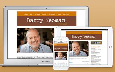 Barry Yeoman