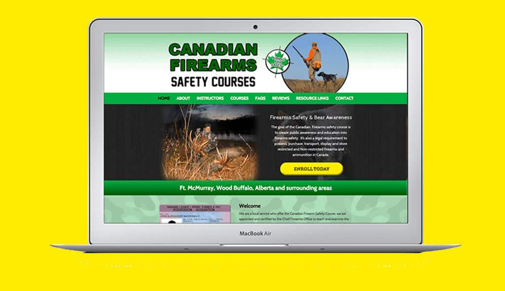 Canadian Firearm Safety