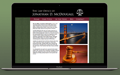 Law Offices of Jonathan D. McDougall