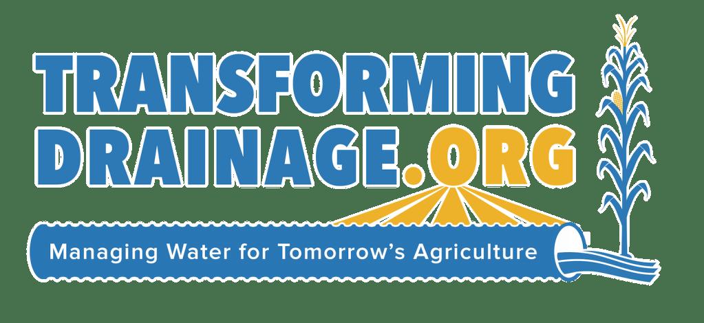 Transforming Draining Logo