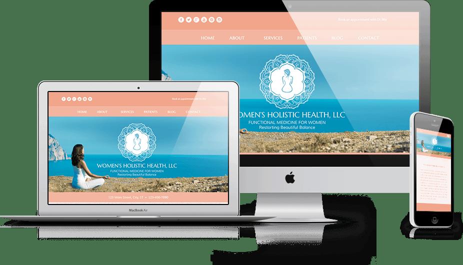 women's holistic health website