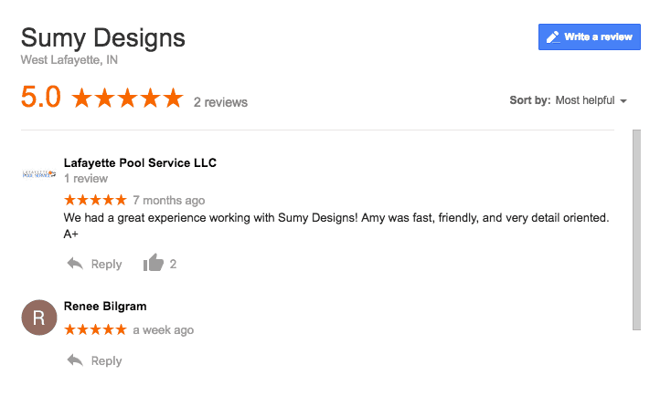 Get Online Reviews