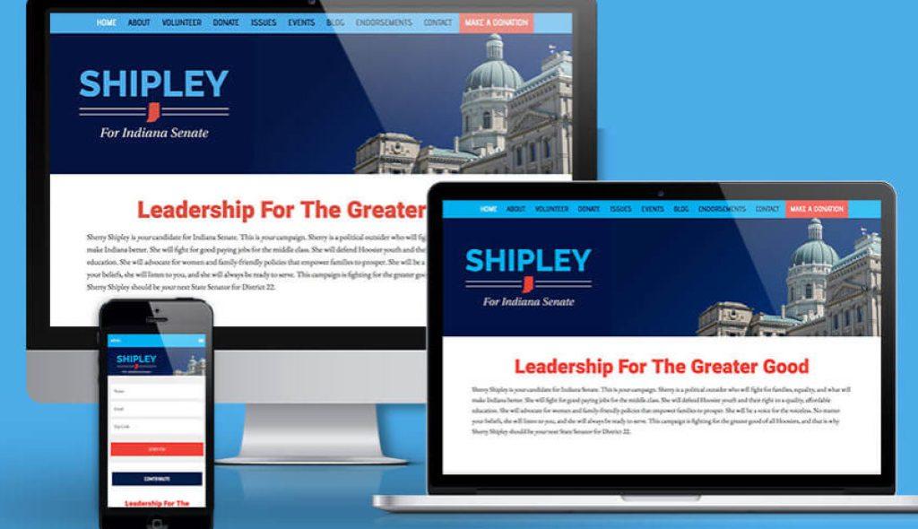 Sherry Shipley Website