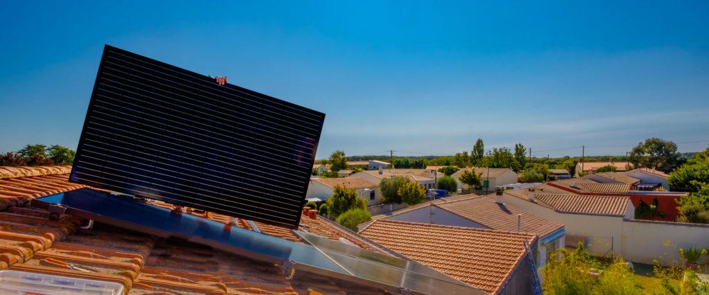 installation kit solaire en ligne