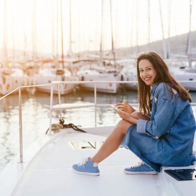 Service hôtel 4 étoiles Cannes : transfert en bateau
