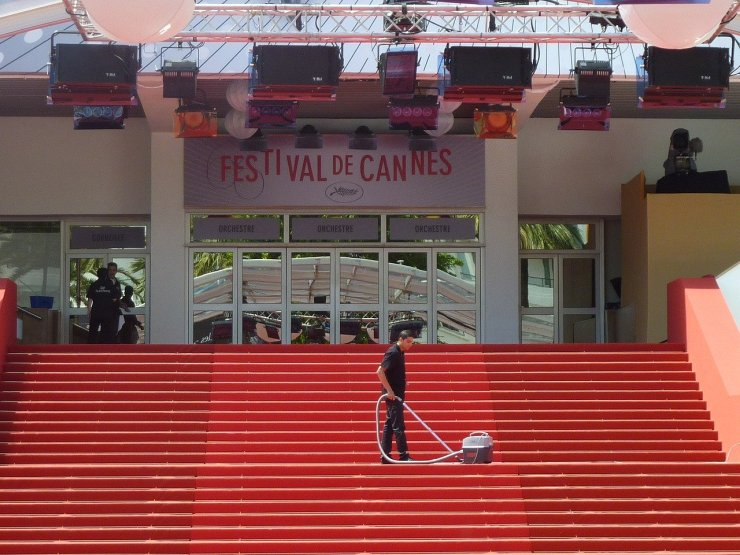 Week end à Cannes : Le Palais des Festivals