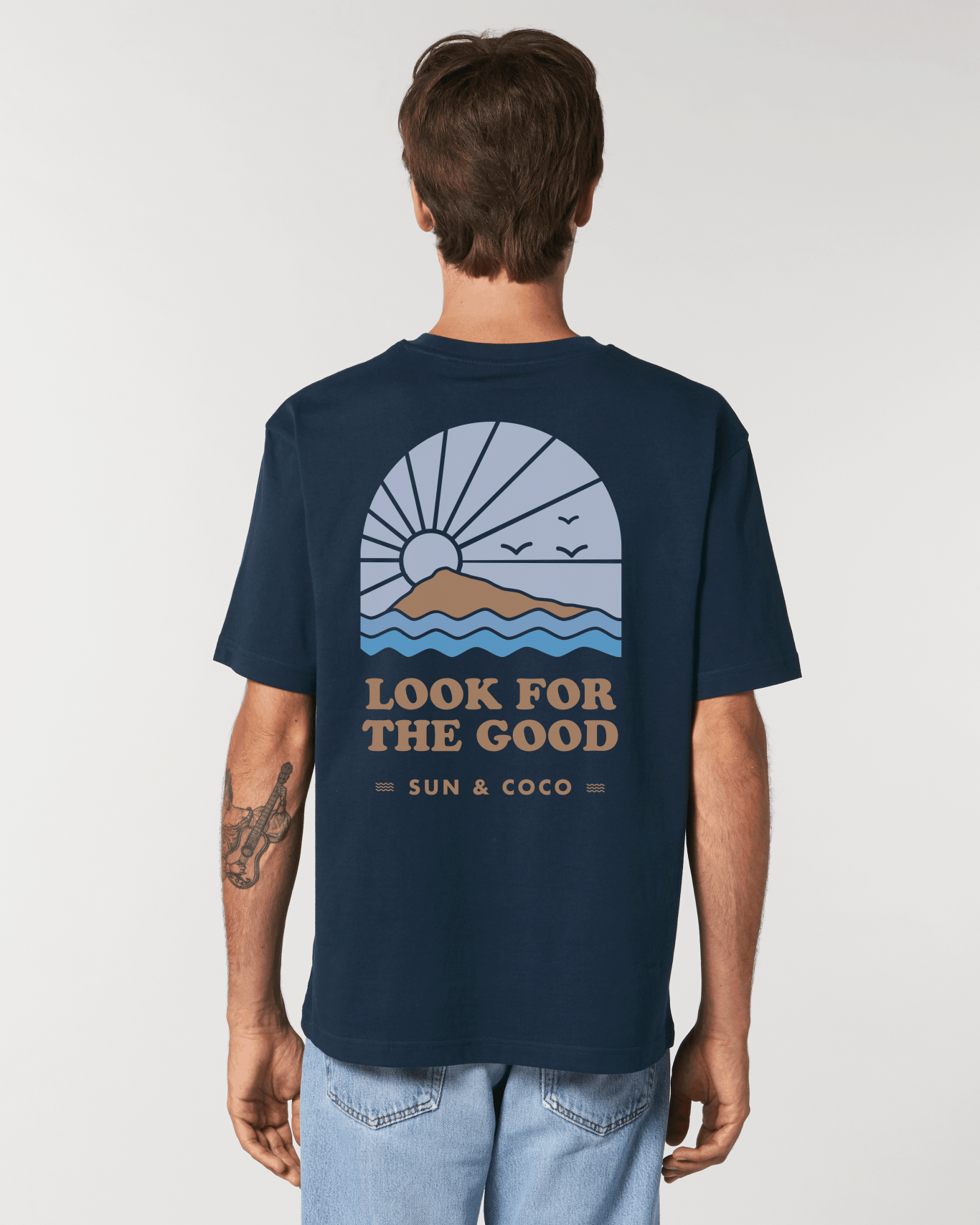 LOOK FOR THE GOOD – t-shirt for men