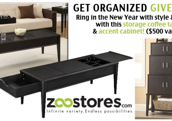 Zoostores organization furniture