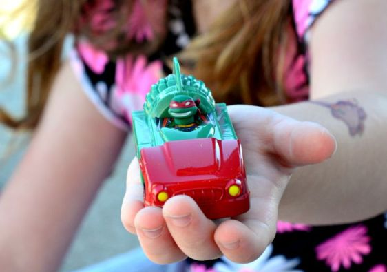 Teenage Mutant Ninja Turtles T-Machines