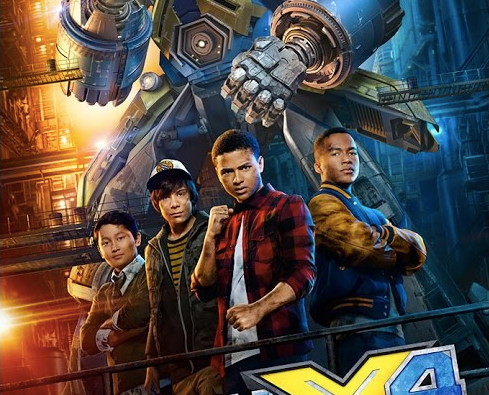 Disney's Mech-X4 interview with cast and producers