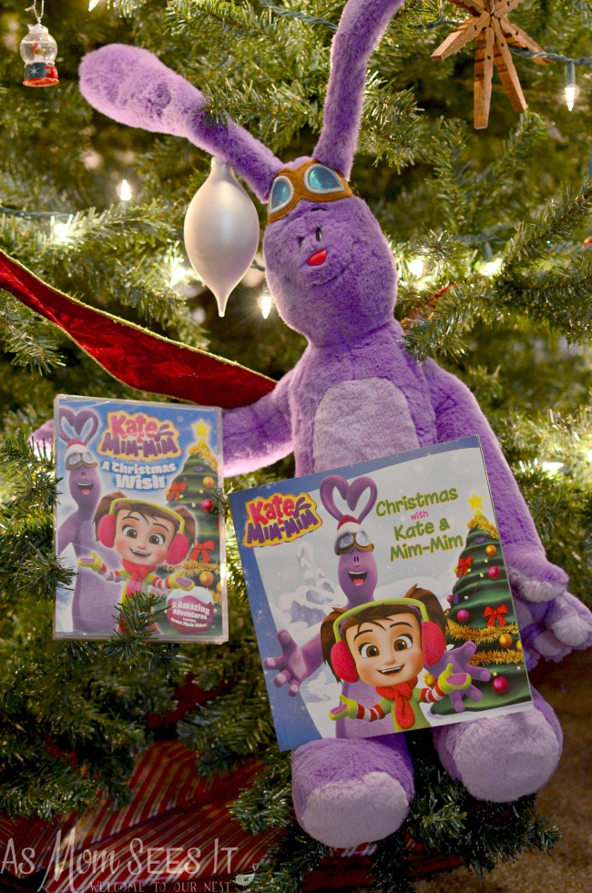 Twirl Away With Kate And Mim-Mim Last Minute Stocking Stuffers + Giveaway