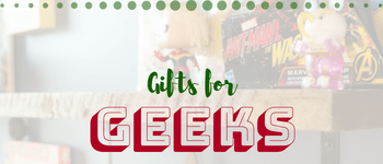 Gifts for geeks 2018 holiday gift guide