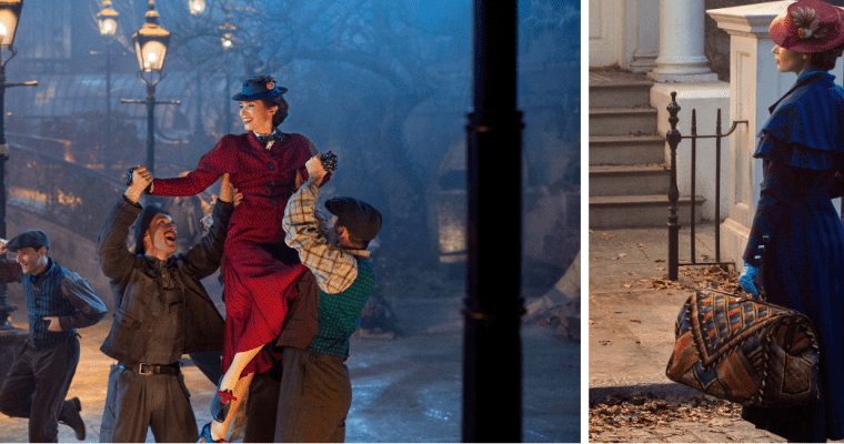 'Mary Poppins Returns' First Trailer, New Poster Released By Disney Studios