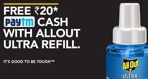 paytm allout offer