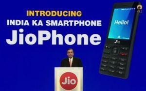 jio 4g feature phone