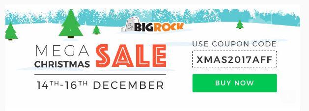 bigrock christmas sale hosting coupon