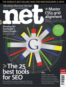 .net Magazine #226 (cover)