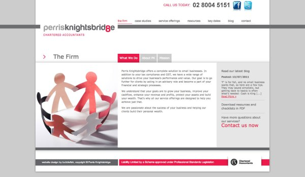 Perris Knightsbridge Chartered Accountants