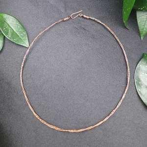 Copper-Choker Jewelrydesign SunayLaLuna