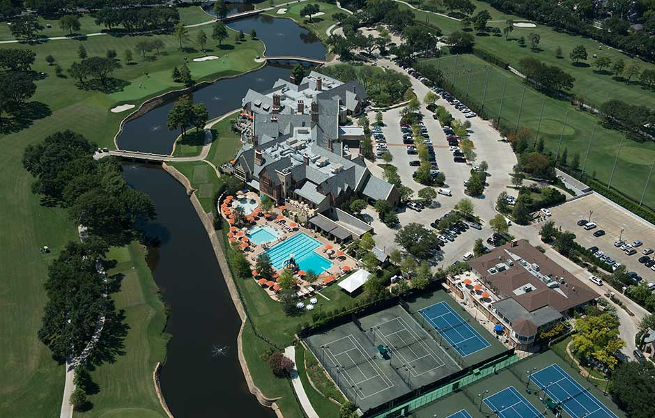 Dallas Country Club Sunbelt Pools