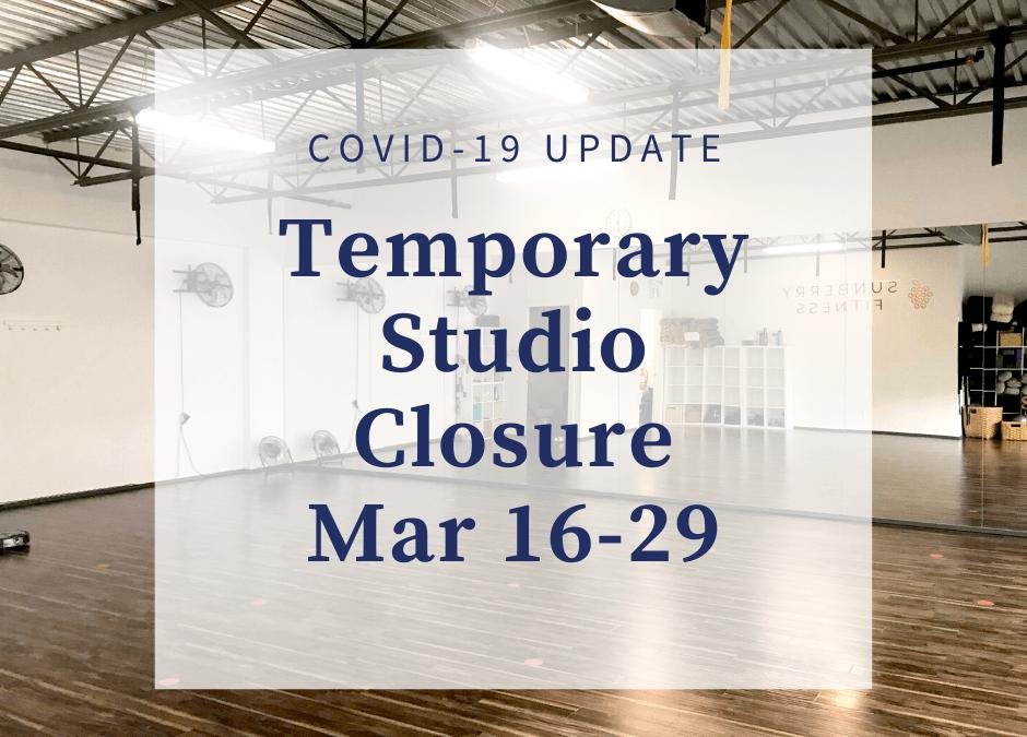 Covid19 Sunberry Update