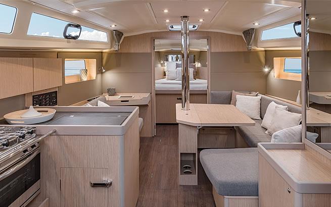 Beneteau Oceanis 411 For Sale At Sunbird Yacht Sales