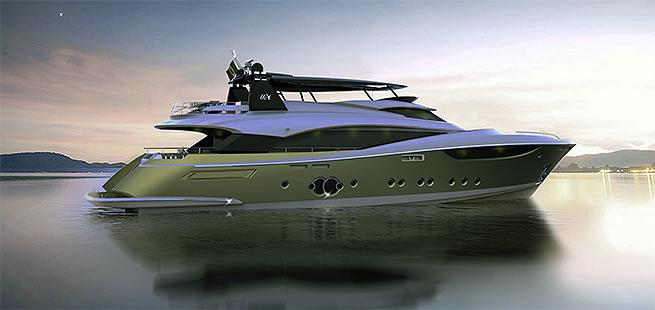 Monte Carlo Yachts MCY 86 Wins The Editors Choice Award