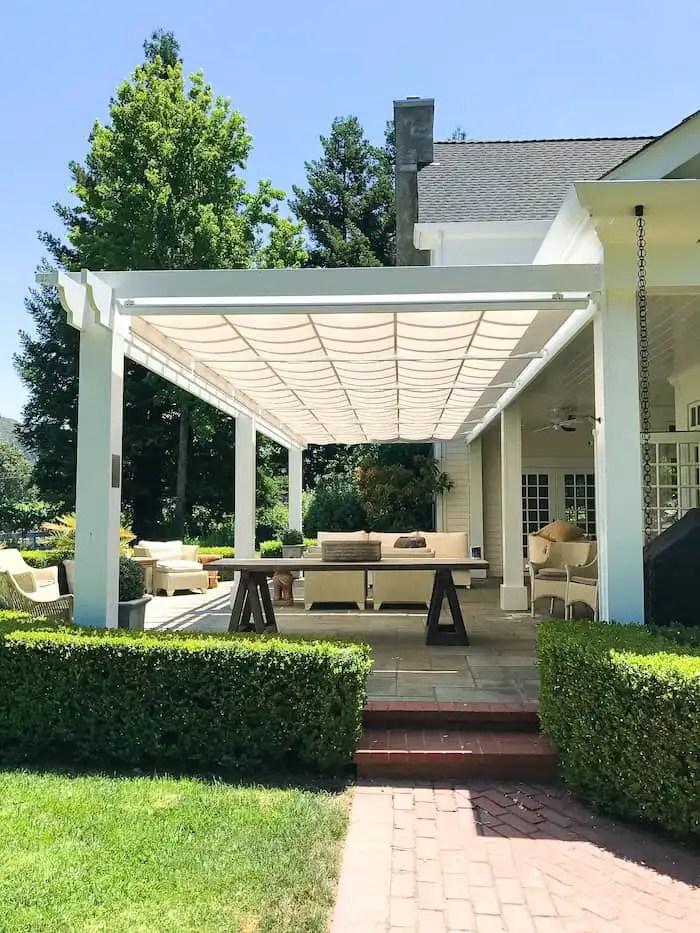 outdoor shade ideas