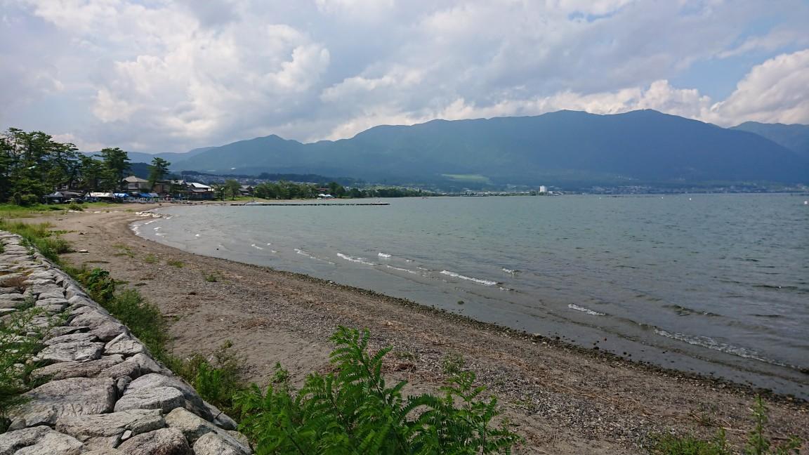 和邇浜バス釣りポイント